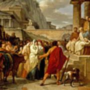 Caius Furius Cressinus Accused Of Sorcery Poster