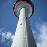 Calgary Tower Poster