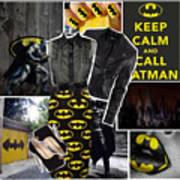 Call Batman Poster
