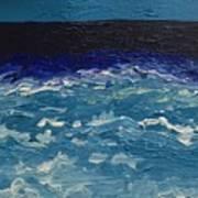 Calm Sea Poster