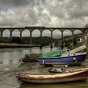 Calstock Viaduct Poster