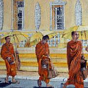 Cambodian Harmony Poster