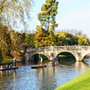 Cambridge 5 Poster