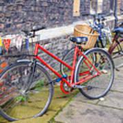 Cambridge Bikes 1 Poster