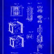 Camera Patent Drawing 2h Poster