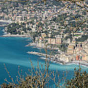 Camogli And The Paradise Coast Poster