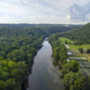Camp Alleghany By The River Poster