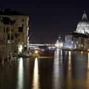 Canal Grande - Venice Poster