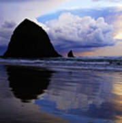 Cannon Beach Nature's Symphony Poster
