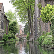 Canterbury Canal Poster