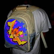 Canvas Back Pack Poster