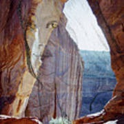 Canyon De Chelly Spirit Poster