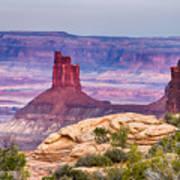 Canyonlands Utah Views Poster