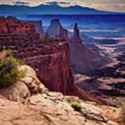 Canyonlands Vista  Poster