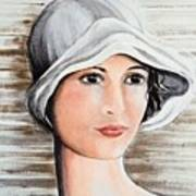 Cape Cod Girl Poster