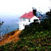 Cape Foulweather Poster