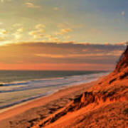 Cape Sunrise Sands Poster