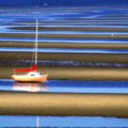 Cape Tidal Flats Poster