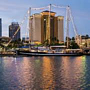 Capitan Miranda In Tampa Poster