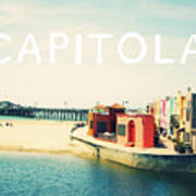 Capitola Poster