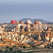 Cappadocia - Turkey Poster