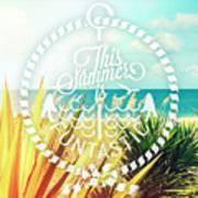 Captiva Island I Poster