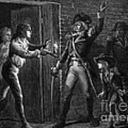 Capture Of Fort Ticonderoga, 1775 Poster