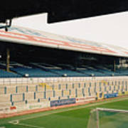 Cardiff - Ninian Park - East Stand Railway Side 5 - March 2004 Poster