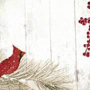 Cardinal Holiday IIi Poster