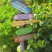 Caribbean Crossroads Poster