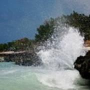 Caribe Splash Poster