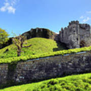 Carisbrooke Castle - Isle Of Wight Poster