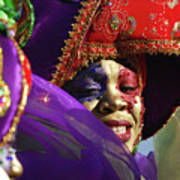 Carnival Personified Poster