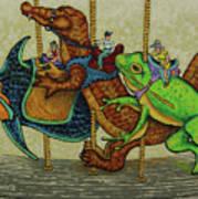 Carousel Kids 3 Poster