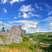 Carreg Cennen Castle 1 Poster