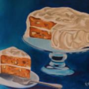 Carrot Cake Poster