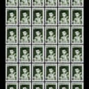 Cassius Clay World Champion Stamp Poster