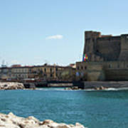 Castel Dell'ovo, Naples, Italy Poster