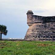 Castillo De San Marcos 2 Poster