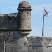 Castillo De San Marcos  Poster