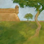 Castillo Tree Poster