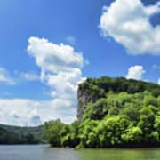 Castle Rock - Pembroke Virginia Poster
