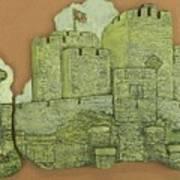 Castle Rushen Poster
