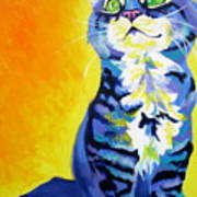Cat - Here Kitty Kitty Poster