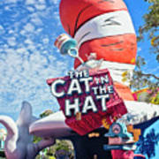 Cat In The Hat Series 2999 Poster