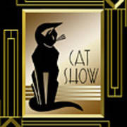 Cat Show - Frame 5 Poster