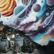 Caulis The Robot Poster