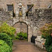 Cawdor Castle Entrance Poster
