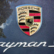 Cayman S Poster