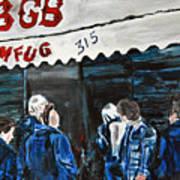 Cbgb's Poster